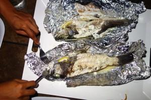 eatingfish