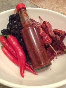 Chili's and hot sauce