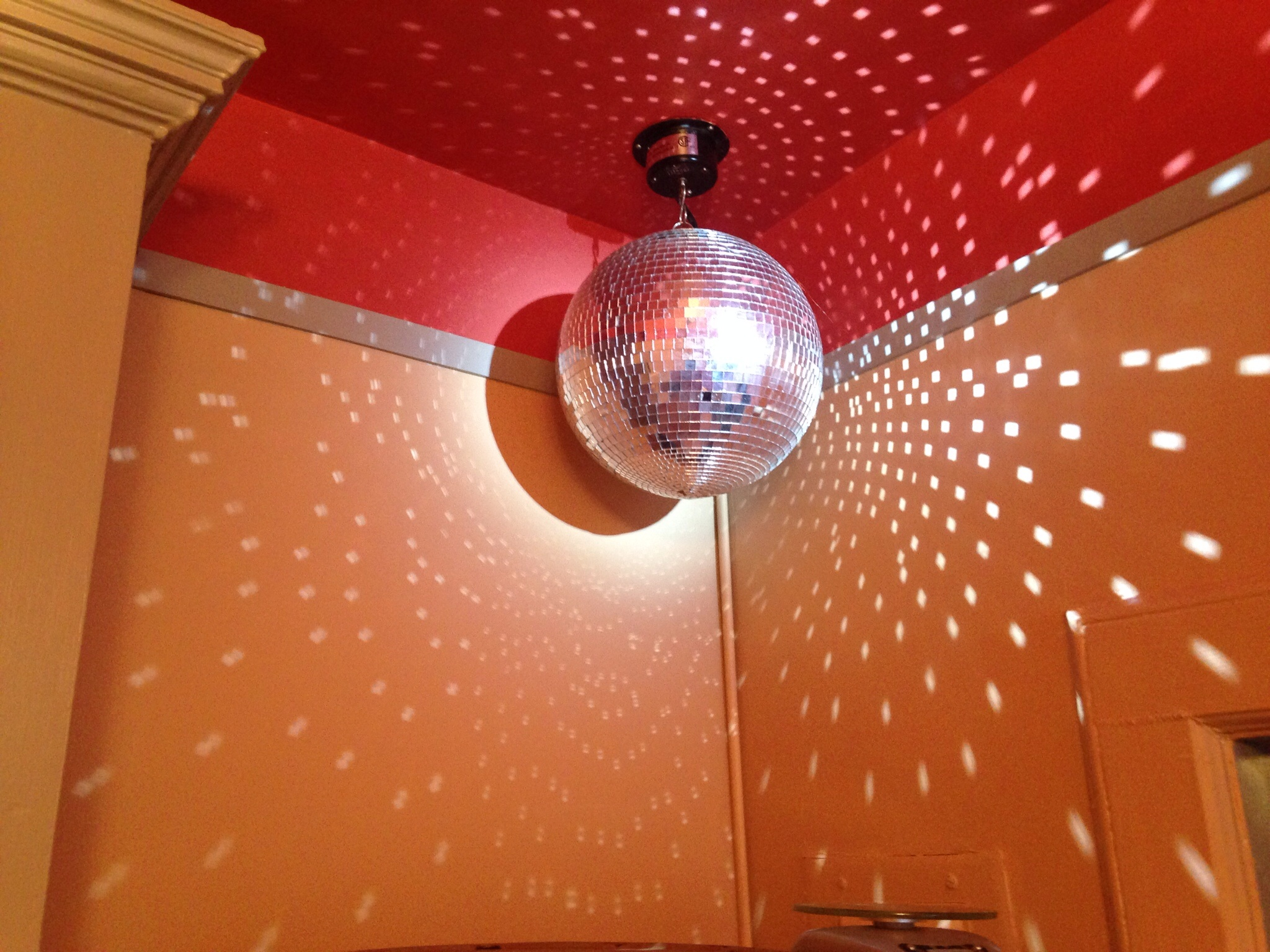 Disco kitchen