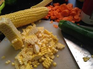 Chili veggies