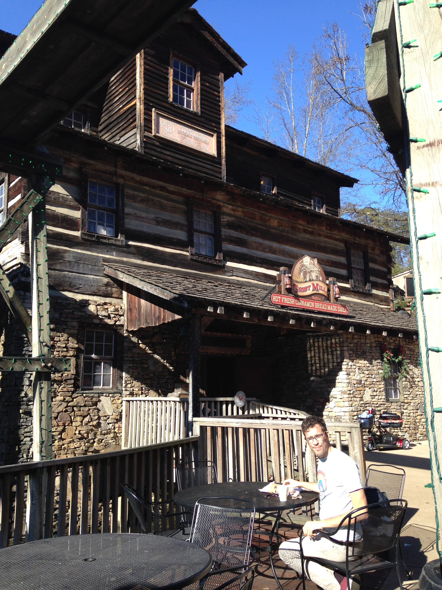 Jason and the Grist Mill